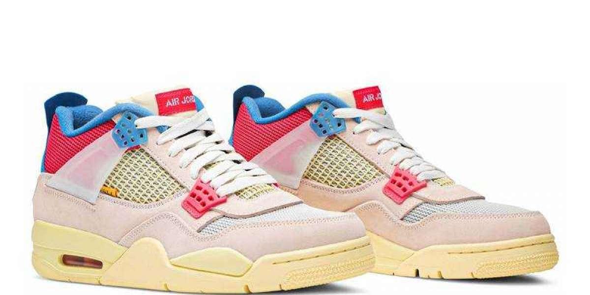 2020 Latest Union x Air Jordan 4 Guava Ice Coming Soon