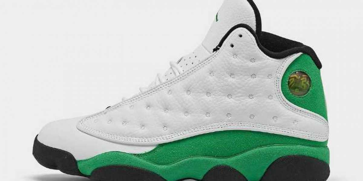 Air Jordan 13 Lucky Green to Release on September 26th, 2020
