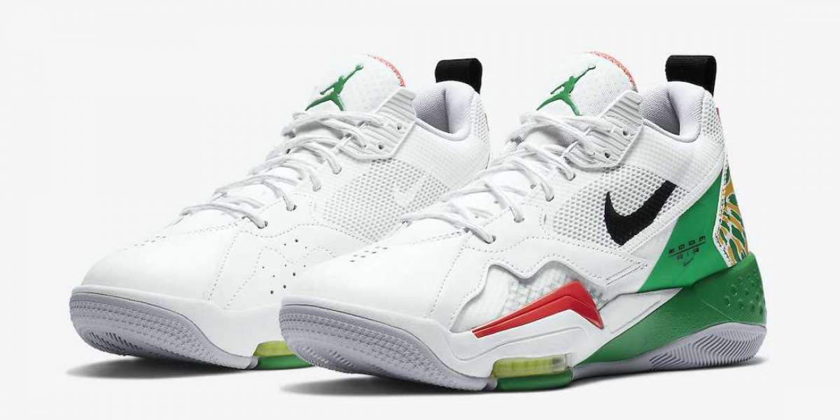 Will you Cop the Jordan Zoom 92 Summit White
