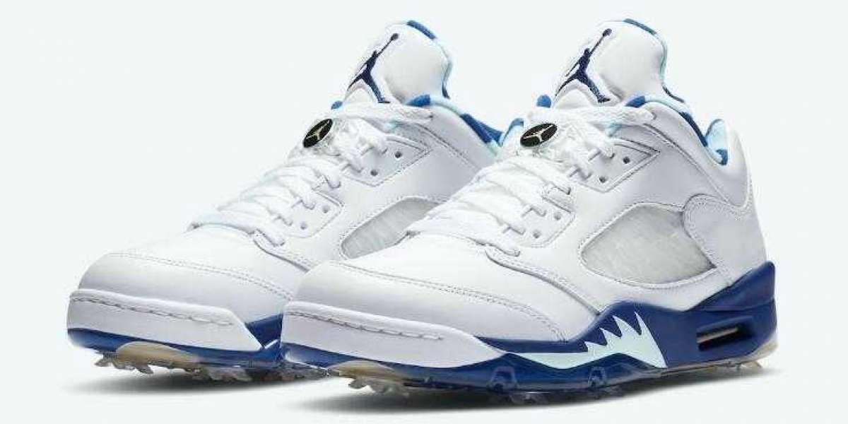 Air Jordan 5 Low Golf Grape Ice Will Releasing on September 18, 2020