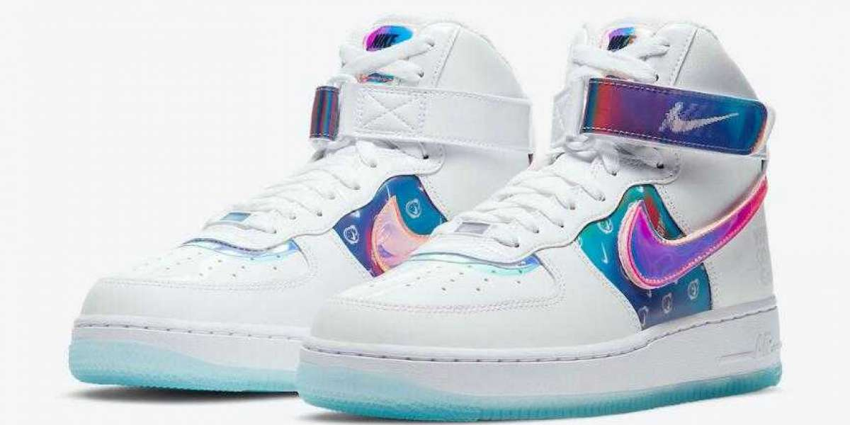 Do You Expect the New Nike Air Force 1 High Have A Good Game ?