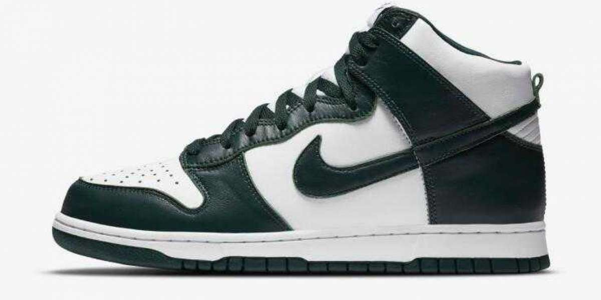Nike Dunk High SP Spartan Green to Arriving on September 18, 2020