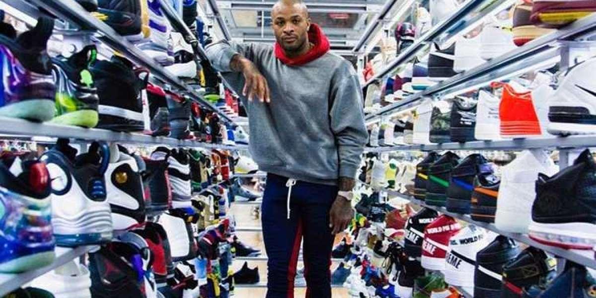 """""""Shoe King"""" P.J. Tucker's sneakers"""