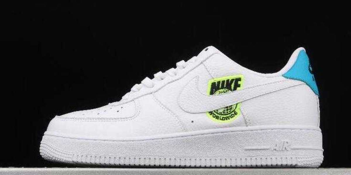 Nike Air Force 1 07 SE The World Earth Day for Cheap Sale