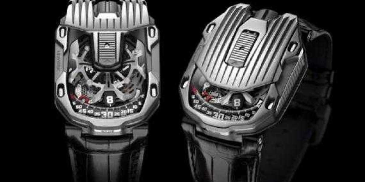 Jacob & Co EPIC X CHRONO TITANIUM KHABIB EC323.20.AB.AB.A Replica watch