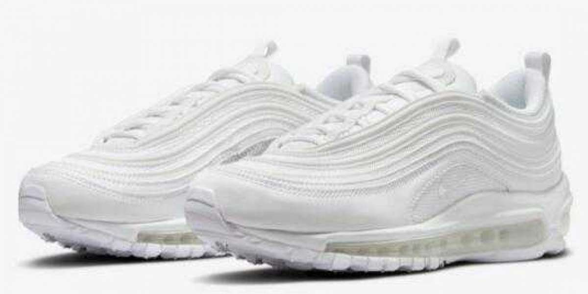 Triple White Nike Air Max 97 Next Nature is Available Now