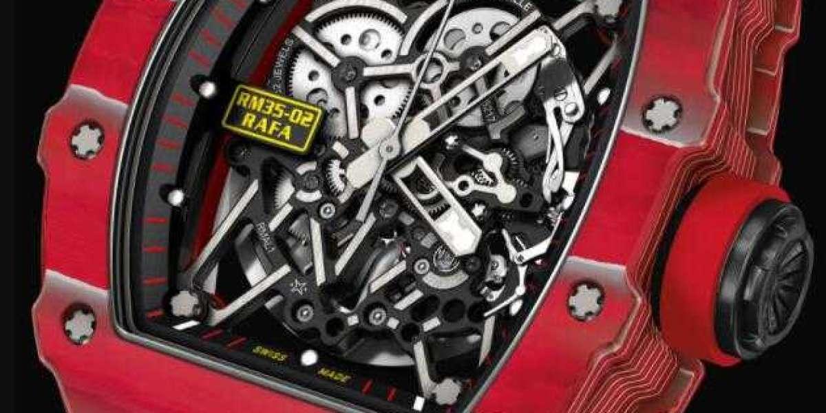 Richard Mille RM 003-V1 TOURBILLON Rose Gold Watch Replica